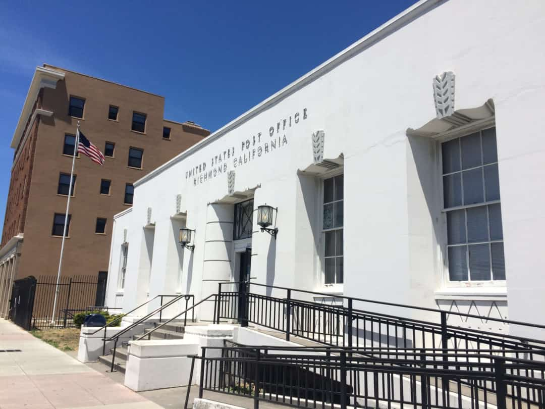 USPS Cancels Sale of Richmond Main Post Office
