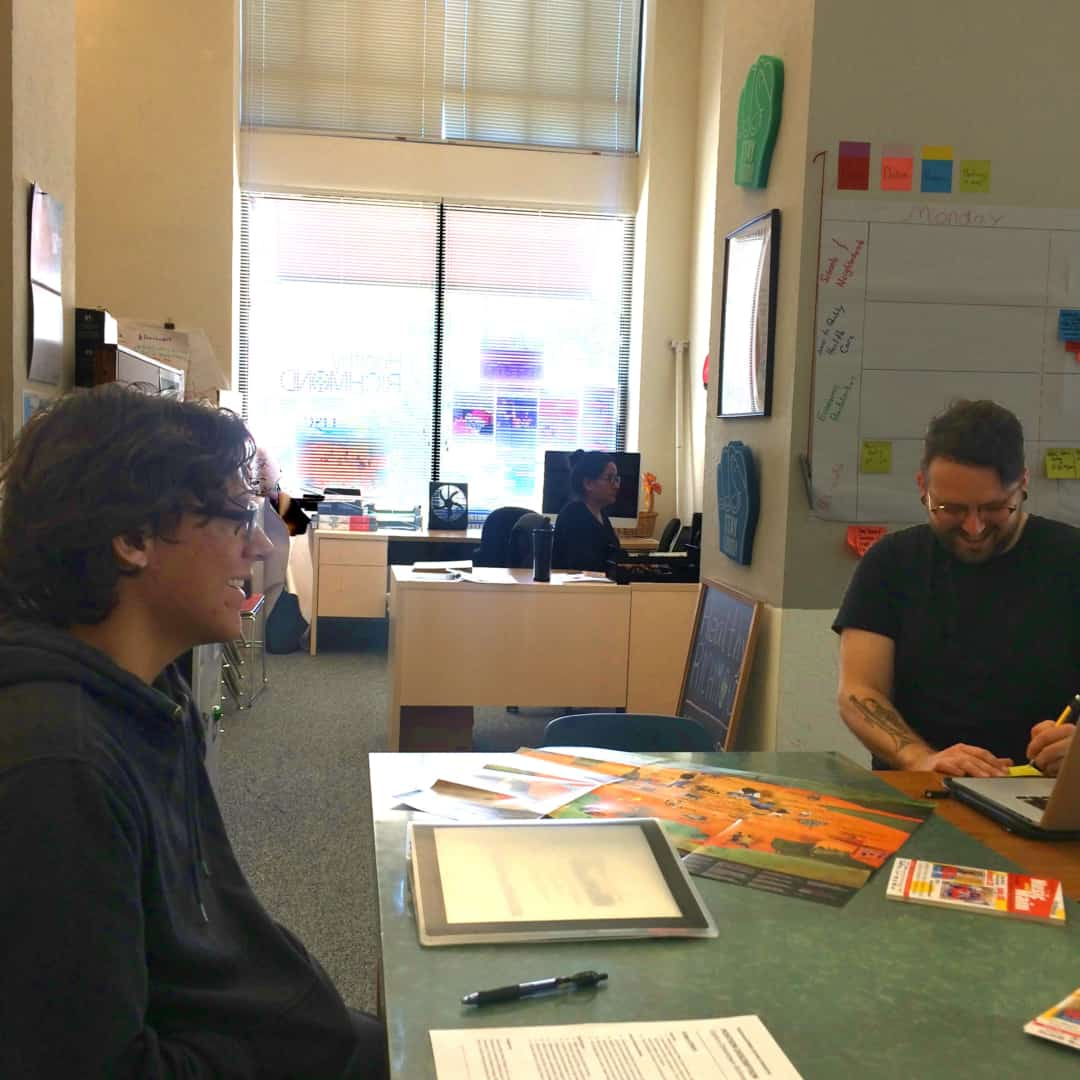 Meet Julio! Main Street's Discover Downtown Placemaking Fellow