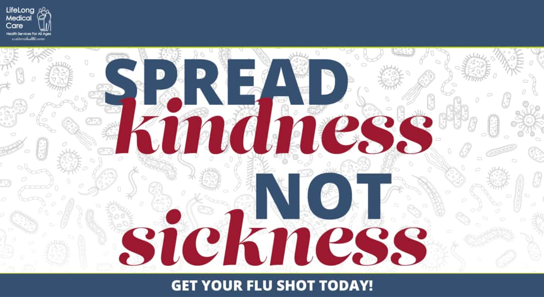 Free Flu Shots at LifeLong Medical!