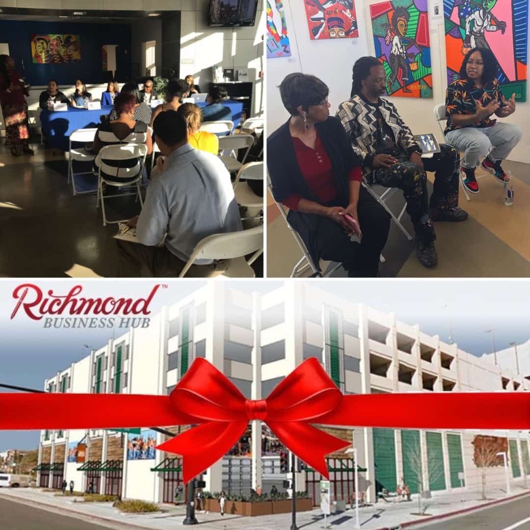 Business Workshops, Art Receptions & Ribbon Cuttings, Oh My!