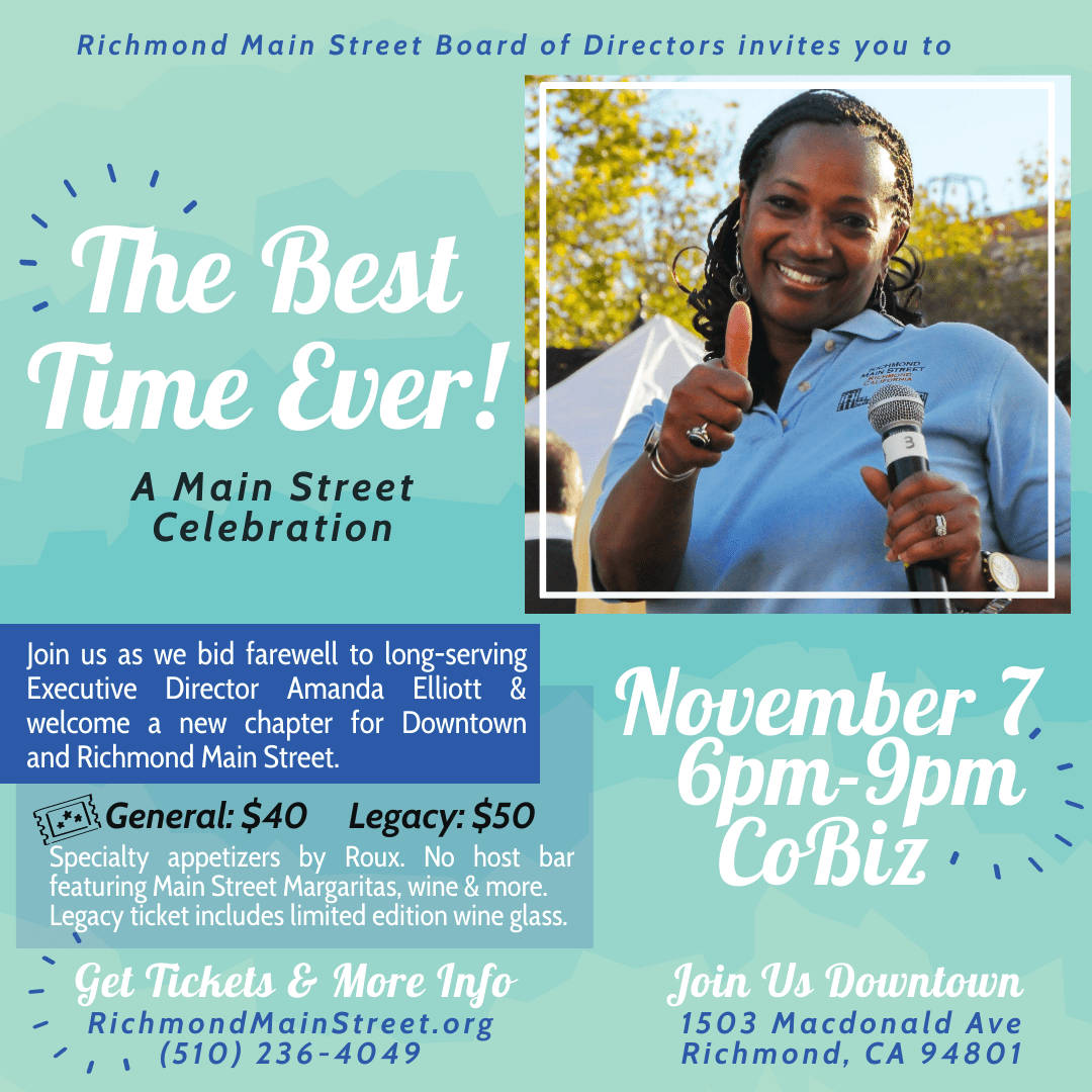 The Best Time Ever A Special Farewell Message from our Executive Director